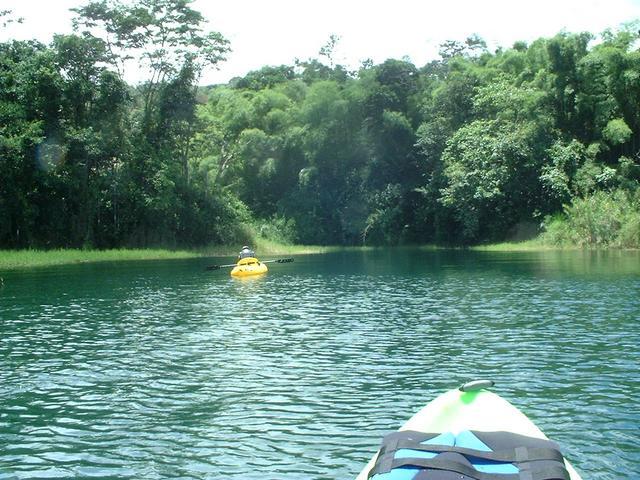 costa rica kayaking tour