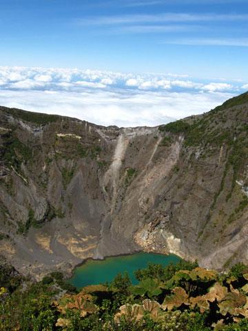 Irazú Volcano One Day Tour Costa Rica